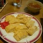 ひさ - 料理写真:だし巻き玉子です(美味い)
