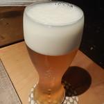 一富士 - 生ビール(かる~い)