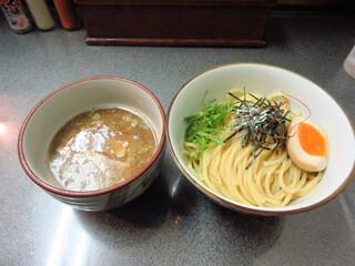 洛二神 - 魚濃つけ麺