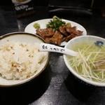 牛タン焼専門店 司 - 牛タン定食・・\2,000-