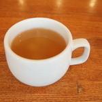 レストラン・サカキ - コンソメスープ