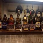 石窯バール デコレ - 色んなビールが飲めるようです
