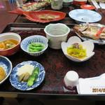 坂本屋 - 料理写真:前菜