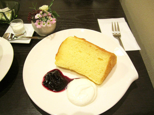 フク和ウチ - (2015.2月)シフォンケーキ