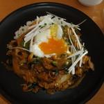 パークサイドキッチン 桜亭 - 黄みがトロッと