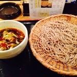 35575770 - 鶏つけ麺(・_・;