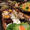 だいこんの花 - 料理写真:野菜充実