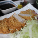 とんかつ和ちゃん - とんかつ定食2015/2