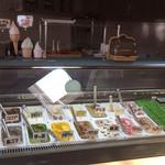 アイスクリーム工房 BOSS&MOM - アイスの保存