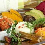 カルネリア オルタッジオ - 料理写真:オルタッジオ風前菜盛り合わせ