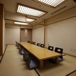 日本料理 京 - 内観写真:お座敷は約16名様