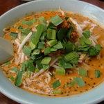上海亭 - 坦々麺