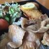 ぽぱい - 料理写真:ぽぱい重