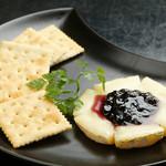 カマンベールチーズ焼