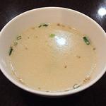 味覚 - ランチセットのスープ