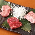 炭火焼肉 味の王者 味道苑 - 料理写真: