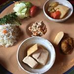 Ichioku - 玄米定食