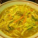 中華料理 鳳来 - カレーちゃんぽん