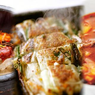 岩手県の山海の幸を使った、ぴょんぴょん舎の韓国料理
