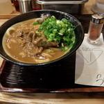 うどん 丸香 - 肉カレーうどん