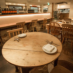 nR table - イギリスのアンティーク家具の可愛い丸テーブル