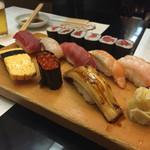 江戸前 びっくり寿司 - 特上