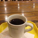 フレッシュネスバーガー - ブレンドコーヒーS  300円
