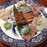 大漁鮨 - 料理写真:新鮮で最高に美味しかったです( *´艸`)
