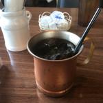 コマイチ アンド カフェ - アイスコーヒー