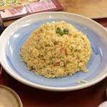 山田うどん - 料理写真:チャーハン