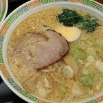 上郷サービスエリア(下り線)デリパ - 「コーチン卵スープラーメン」(700円)