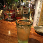 Gyo-Bar - トリスハイボール 90円