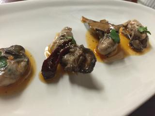 タリカロ - 牡蠣ピックル