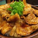 豚々亭 - 豚丼(大)