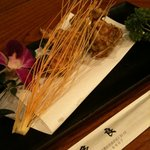 多良 - 鶏肉の梅肉揚げ