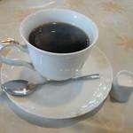 モーニングCセットのコーヒー(2015.02.25)