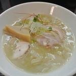 らぁ麺 飛鶏 - 鶏白湯濃厚バージョン