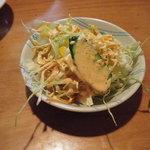 インデアンレストラン  ニューミラ - セットのサラダ