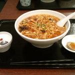 龍祥軒  - スーラー麺