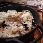 35612146 - トリュフの炊き込みご飯