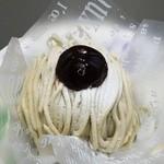 タカヤナギ - 和栗のモンブラン410円