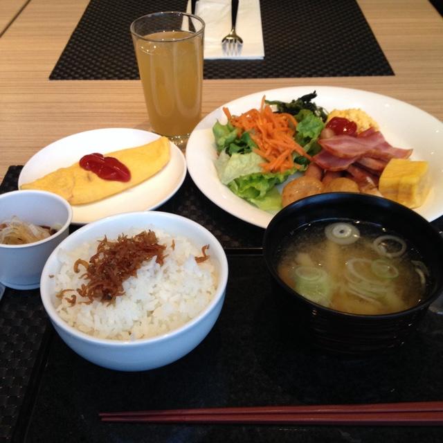 ANAクラウンプラザホテル 金沢
