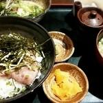 黒木屋宮崎 西都 - ★ネギトロ丼定食
