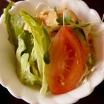 フレンド - ナポリタンのサラダ