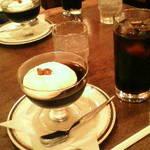 35618820 - 2012年8月 初訪問♡:アイスコーヒーシロップ入り&コーヒーゼリー