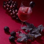 バー・シーガーディアン Ⅱ - フェアカクテル2014秋~巨峰と赤ワインのフローズン