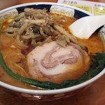 ごま麺 - 初/搾菜担々麺