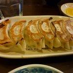 食事処 とんでん龍 - 特製餃子(550円)