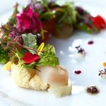 パノラミックレストラン ル・ノルマンディ - 料理写真:オードブル~旬野菜の菜園風仕立て
