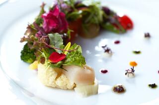 パノラミックレストラン ル・ノルマンディ - オードブル~旬野菜の菜園風仕立て
